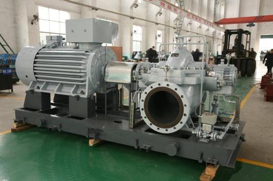 主要用于电厂,工厂等的循环水和循环热水的输送